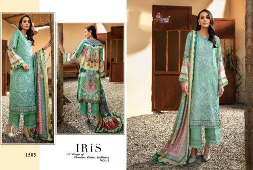 Shree Fabs Iris Vol 3 Premium Cotton Collection Salwar Suit Wholesale Catalog 7 Pcs 9 510x342 - Shree Fabs Iris Vol 3 Premium Cotton Collection Salwar Suit Wholesale Catalog 7 Pcs