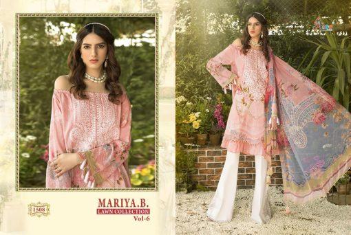 Shree Fabs Mariya B Lawn Collection Vol 6 Salwar Suit Wholesale Catalog 6 Pcs 2 510x342 - Shree Fabs Mariya B Lawn Collection Vol 6 Salwar Suit Wholesale Catalog 6 Pcs