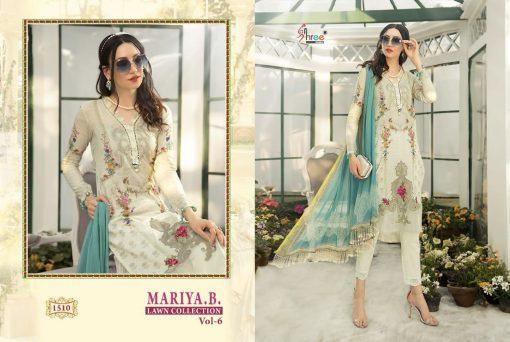 Shree Fabs Mariya B Lawn Collection Vol 6 Salwar Suit Wholesale Catalog 6 Pcs 4 510x342 - Shree Fabs Mariya B Lawn Collection Vol 6 Salwar Suit Wholesale Catalog 6 Pcs