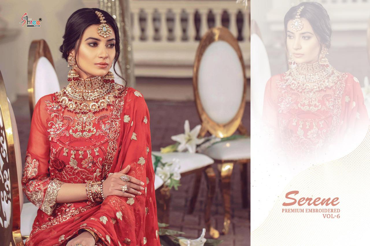 Shree Fabs Serene Premium Embroiderd Vol 6 Salwar Suit Wholesale Catalog 6 Pcs 12 - Shree Fabs Serene Premium Embroiderd Vol 6 Salwar Suit Wholesale Catalog 6 Pcs