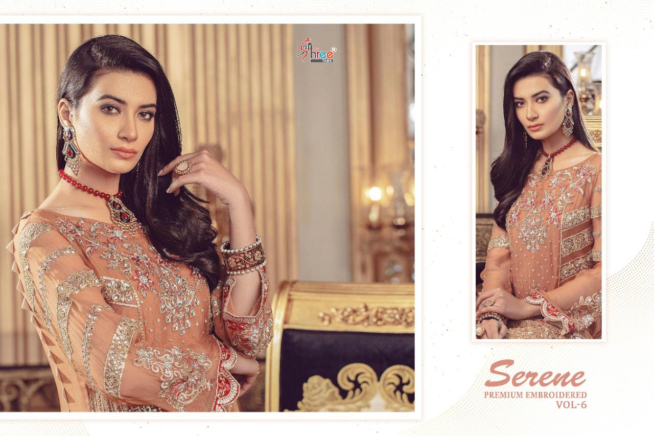 Shree Fabs Serene Premium Embroiderd Vol 6 Salwar Suit Wholesale Catalog 6 Pcs 13 - Shree Fabs Serene Premium Embroiderd Vol 6 Salwar Suit Wholesale Catalog 6 Pcs