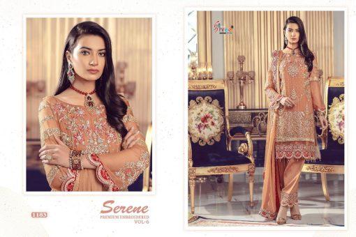 Shree Fabs Serene Premium Embroiderd Vol 6 Salwar Suit Wholesale Catalog 6 Pcs 14 510x340 - Shree Fabs Serene Premium Embroiderd Vol 6 Salwar Suit Wholesale Catalog 6 Pcs