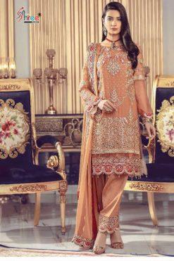 Shree Fabs Serene Premium Embroiderd Vol 6 Salwar Suit Wholesale Catalog 6 Pcs
