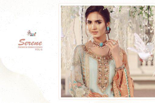 Shree Fabs Serene Premium Embroiderd Vol 6 Salwar Suit Wholesale Catalog 6 Pcs 6 510x340 - Shree Fabs Serene Premium Embroiderd Vol 6 Salwar Suit Wholesale Catalog 6 Pcs