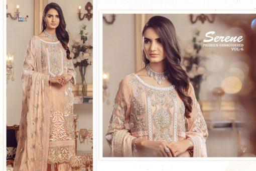 Shree Fabs Serene Premium Embroiderd Vol 6 Salwar Suit Wholesale Catalog 6 Pcs 7 510x340 - Shree Fabs Serene Premium Embroiderd Vol 6 Salwar Suit Wholesale Catalog 6 Pcs
