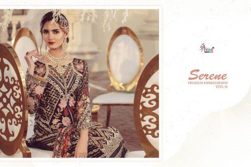 Shree Fabs Serene Premium Embroiderd Vol 6 Salwar Suit Wholesale Catalog 6 Pcs 8 510x340 - Shree Fabs Serene Premium Embroiderd Vol 6 Salwar Suit Wholesale Catalog 6 Pcs