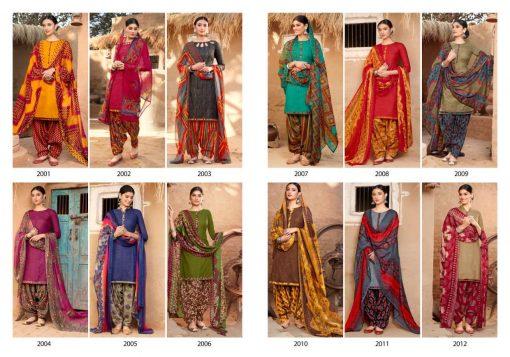 Sweety Pankhi Vol 2 Salwar Suit Wholesale Catalog 12 Pcs 14 510x357 - Sweety Pankhi Vol 2 Salwar Suit Wholesale Catalog 12 Pcs