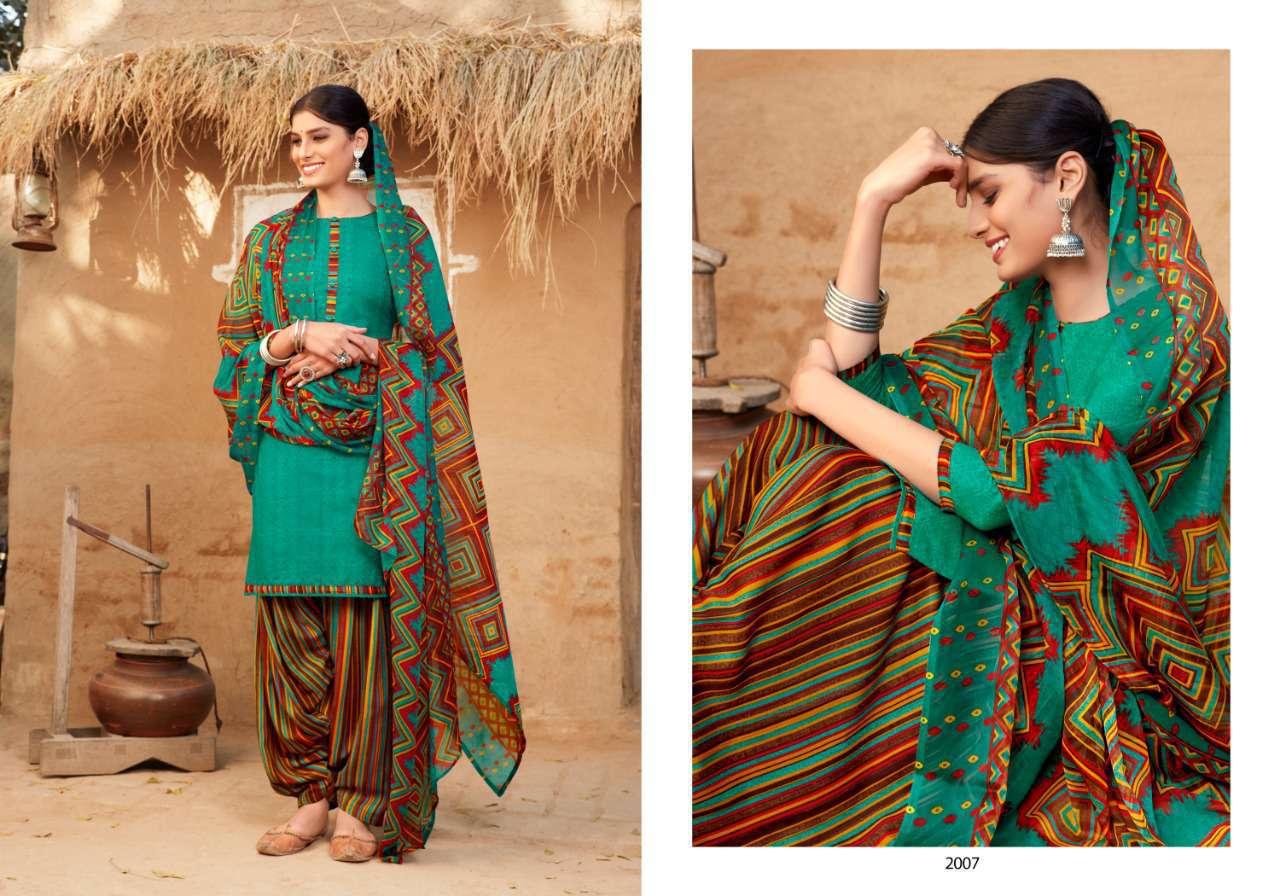 Sweety Pankhi Vol 2 Salwar Suit Wholesale Catalog 12 Pcs 4 - Sweety Pankhi Vol 2 Salwar Suit Wholesale Catalog 12 Pcs
