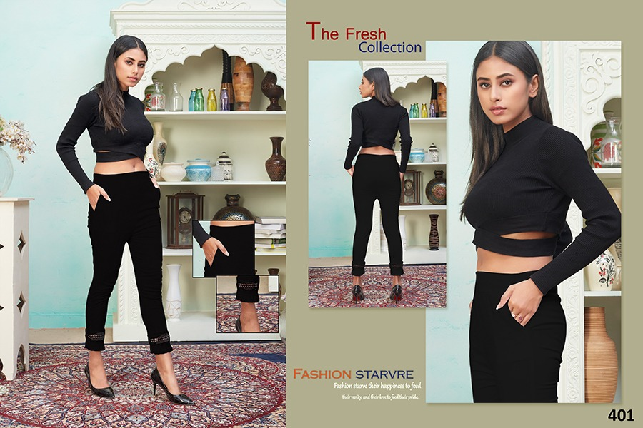 Tejaswee Pencil Vol 4 Pant Wholesale Catalog 11 Pcs 1 - Tejaswee Pencil Vol 4 Pant Wholesale Catalog 11 Pcs