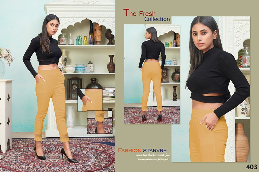 Tejaswee Pencil Vol 4 Pant Wholesale Catalog 11 Pcs 13 - Tejaswee Pencil Vol 4 Pant Wholesale Catalog 11 Pcs