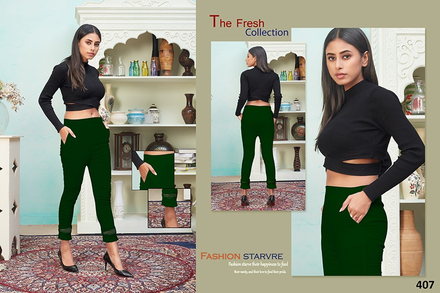 Tejaswee Pencil Vol 4 Pant Wholesale Catalog 11 Pcs 17 - Tejaswee Pencil Vol 4 Pant Wholesale Catalog 11 Pcs