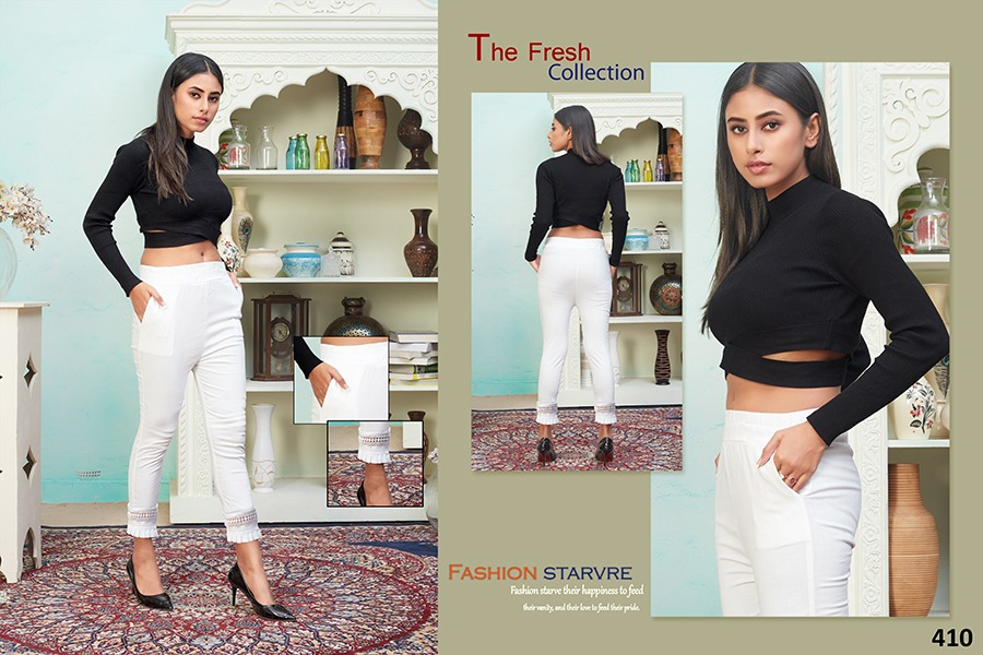 Tejaswee Pencil Vol 4 Pant Wholesale Catalog 11 Pcs 20 - Tejaswee Pencil Vol 4 Pant Wholesale Catalog 11 Pcs