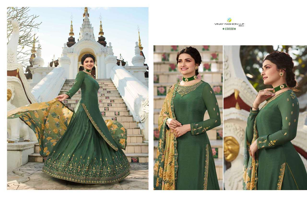 Vinay Kaseesh Lifestyle Vol 3 Prachi Desai Salwar Suit Wholesale Catalog 8 Pcs 1 - Vinay Kaseesh Lifestyle Vol 3 Prachi Desai Salwar Suit Wholesale Catalog 8 Pcs
