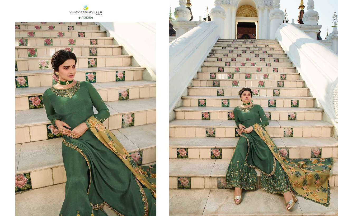Vinay Kaseesh Lifestyle Vol 3 Prachi Desai Salwar Suit Wholesale Catalog 8 Pcs 11 - Vinay Kaseesh Lifestyle Vol 3 Prachi Desai Salwar Suit Wholesale Catalog 8 Pcs