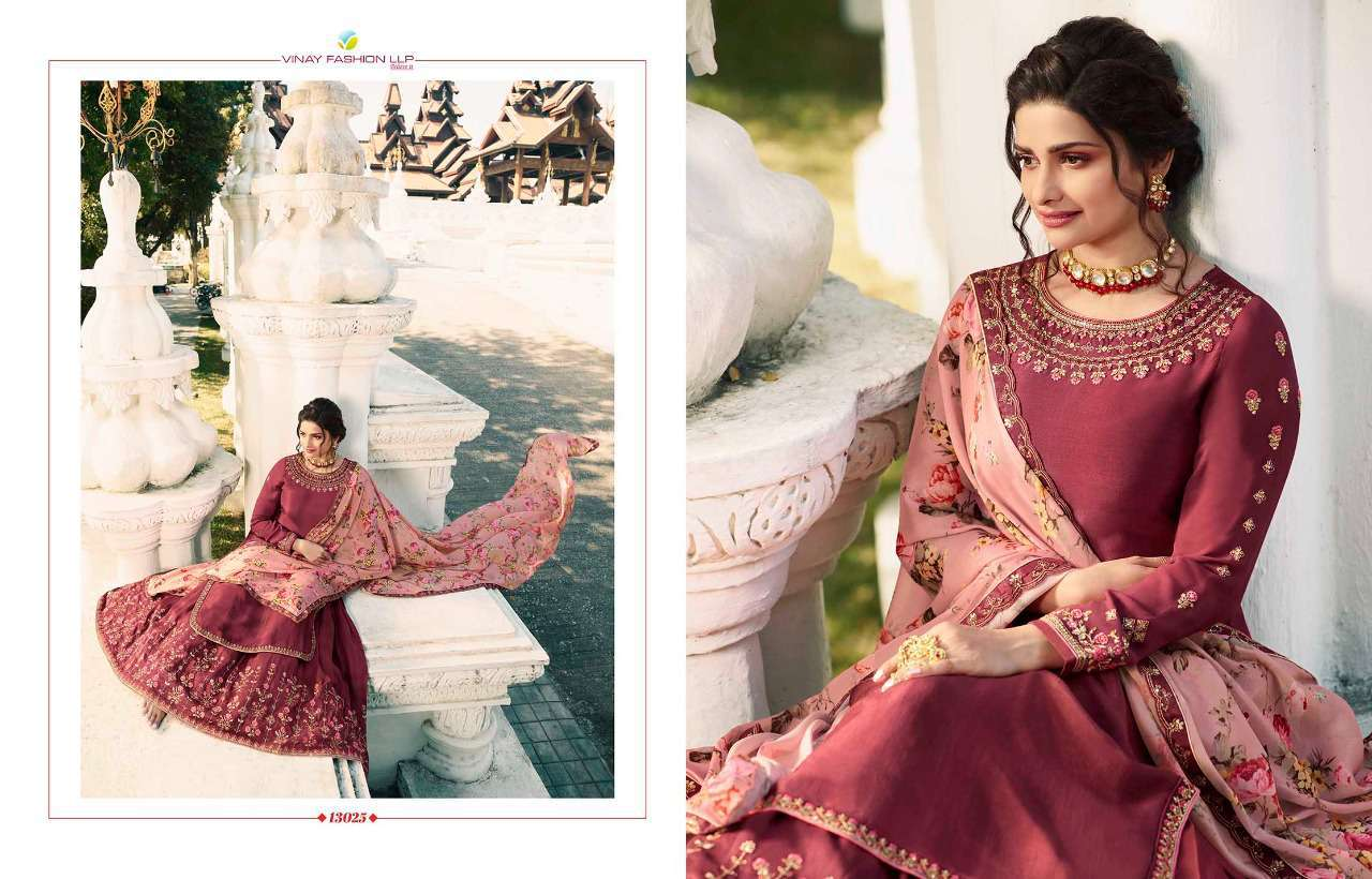 Vinay Kaseesh Lifestyle Vol 3 Prachi Desai Salwar Suit Wholesale Catalog 8 Pcs 16 - Vinay Kaseesh Lifestyle Vol 3 Prachi Desai Salwar Suit Wholesale Catalog 8 Pcs