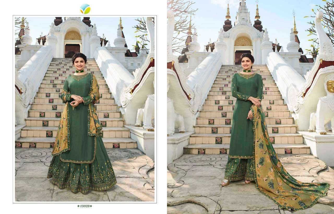 Vinay Kaseesh Lifestyle Vol 3 Prachi Desai Salwar Suit Wholesale Catalog 8 Pcs 2 - Vinay Kaseesh Lifestyle Vol 3 Prachi Desai Salwar Suit Wholesale Catalog 8 Pcs