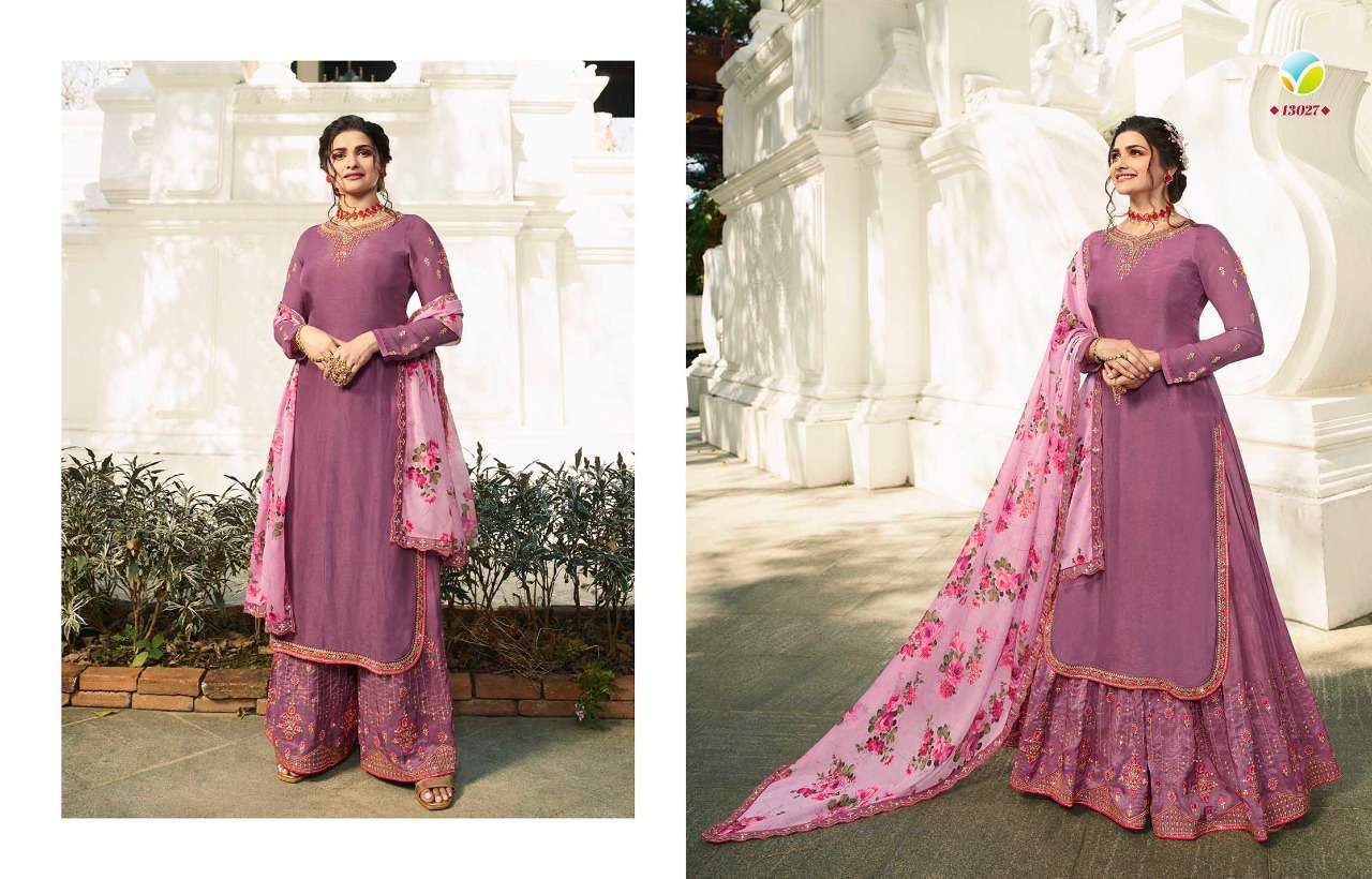 Vinay Kaseesh Lifestyle Vol 3 Prachi Desai Salwar Suit Wholesale Catalog 8 Pcs 4 - Vinay Kaseesh Lifestyle Vol 3 Prachi Desai Salwar Suit Wholesale Catalog 8 Pcs