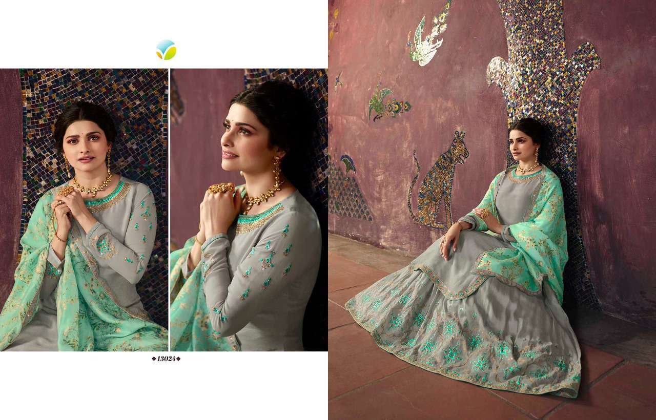 Vinay Kaseesh Lifestyle Vol 3 Prachi Desai Salwar Suit Wholesale Catalog 8 Pcs 5 - Vinay Kaseesh Lifestyle Vol 3 Prachi Desai Salwar Suit Wholesale Catalog 8 Pcs