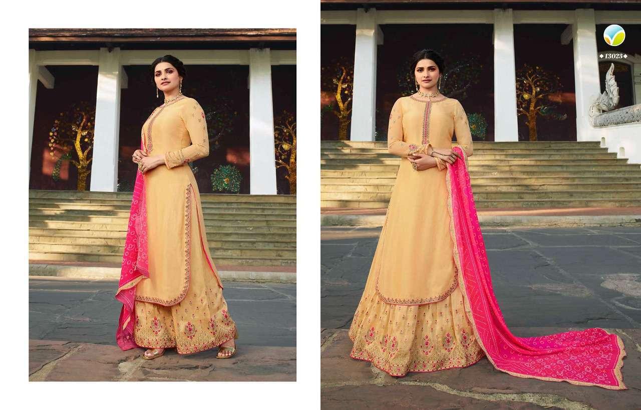 Vinay Kaseesh Lifestyle Vol 3 Prachi Desai Salwar Suit Wholesale Catalog 8 Pcs 7 - Vinay Kaseesh Lifestyle Vol 3 Prachi Desai Salwar Suit Wholesale Catalog 8 Pcs