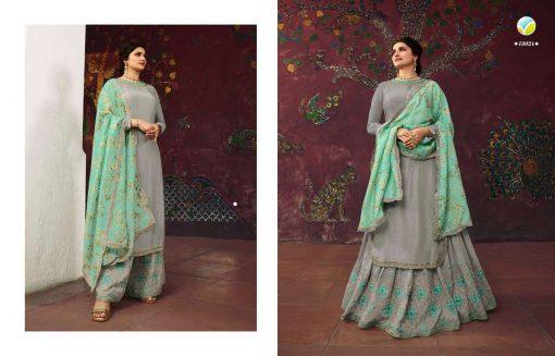 Vinay Kaseesh Lifestyle Vol 3 Prachi Desai Salwar Suit Wholesale Catalog 8 Pcs 8 510x327 - Vinay Kaseesh Lifestyle Vol 3 Prachi Desai Salwar Suit Wholesale Catalog 8 Pcs
