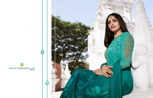 Vinay Kaseesh Magical Brasso Vol 9 Prachi Desai Salwar Suit Wholesale Catalog 8 Pcs 2 510x327 - Vinay Kaseesh Magical Brasso Vol 9 Prachi Desai Salwar Suit Wholesale Catalog 8 Pcs