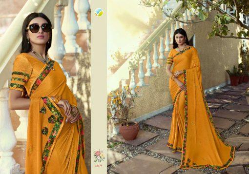 Vinay Sheesha Starwalk Vol 61 Digital Saree Sari Wholesale Catalog 9 Pcs 7 510x357 - Vinay Sheesha Starwalk Vol 61 Digital Saree Sari Wholesale Catalog 9 Pcs