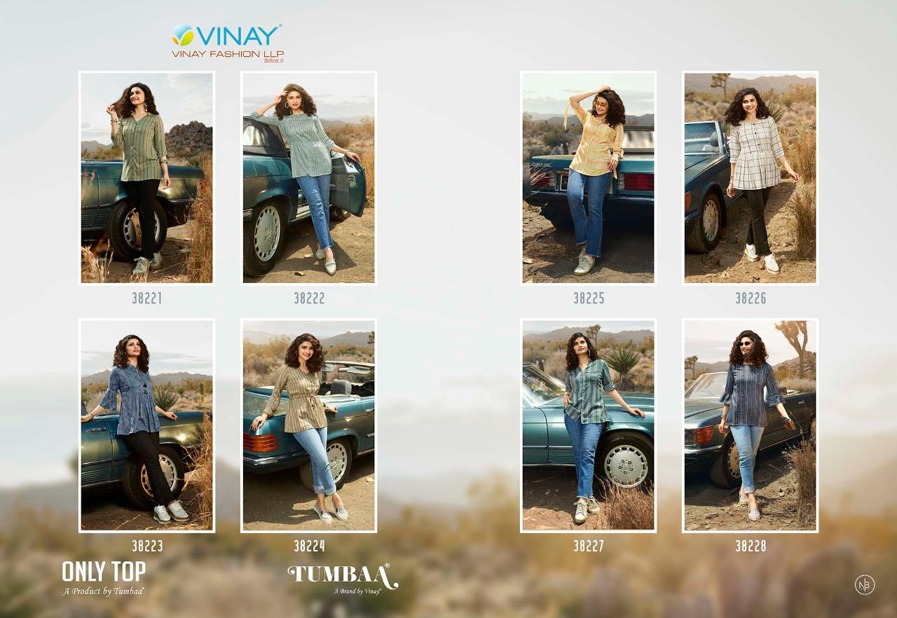 Vinay Tumbaa Only Top Wholesale Catalog 8 Pcs 15 - Vinay Tumbaa Only Top Wholesale Catalog 8 Pcs