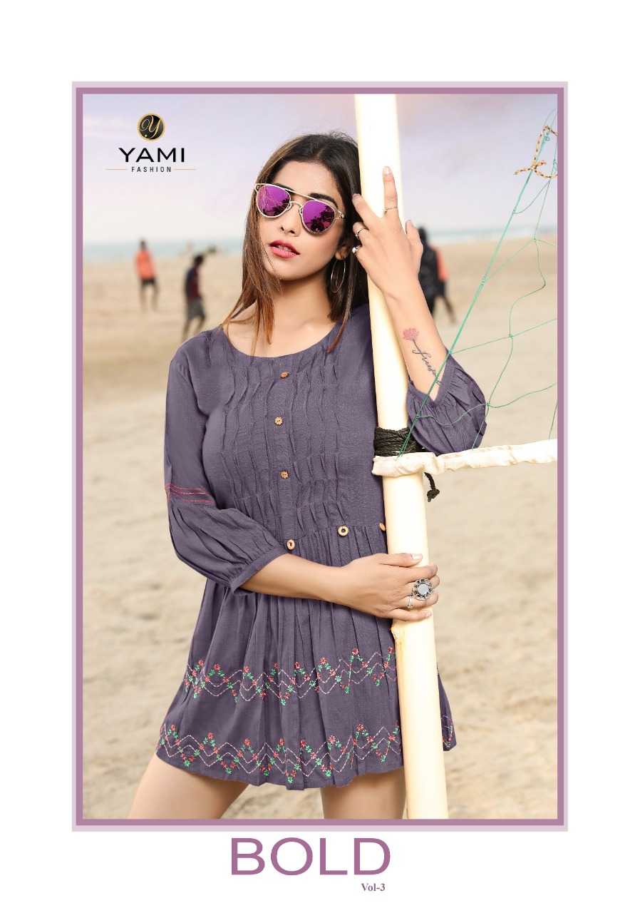 Yami Fashion Bold Vol 3 Tops Wholesale Catalog 9 Pcs 3 - Yami Fashion Bold Vol 3 Tops Wholesale Catalog 9 Pcs
