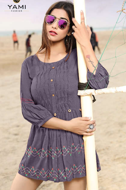 Yami Fashion Bold Vol 3 Tops Wholesale Catalog 9 Pcs - Yami Fashion Bold Vol 3 Tops Wholesale Catalog 9 Pcs