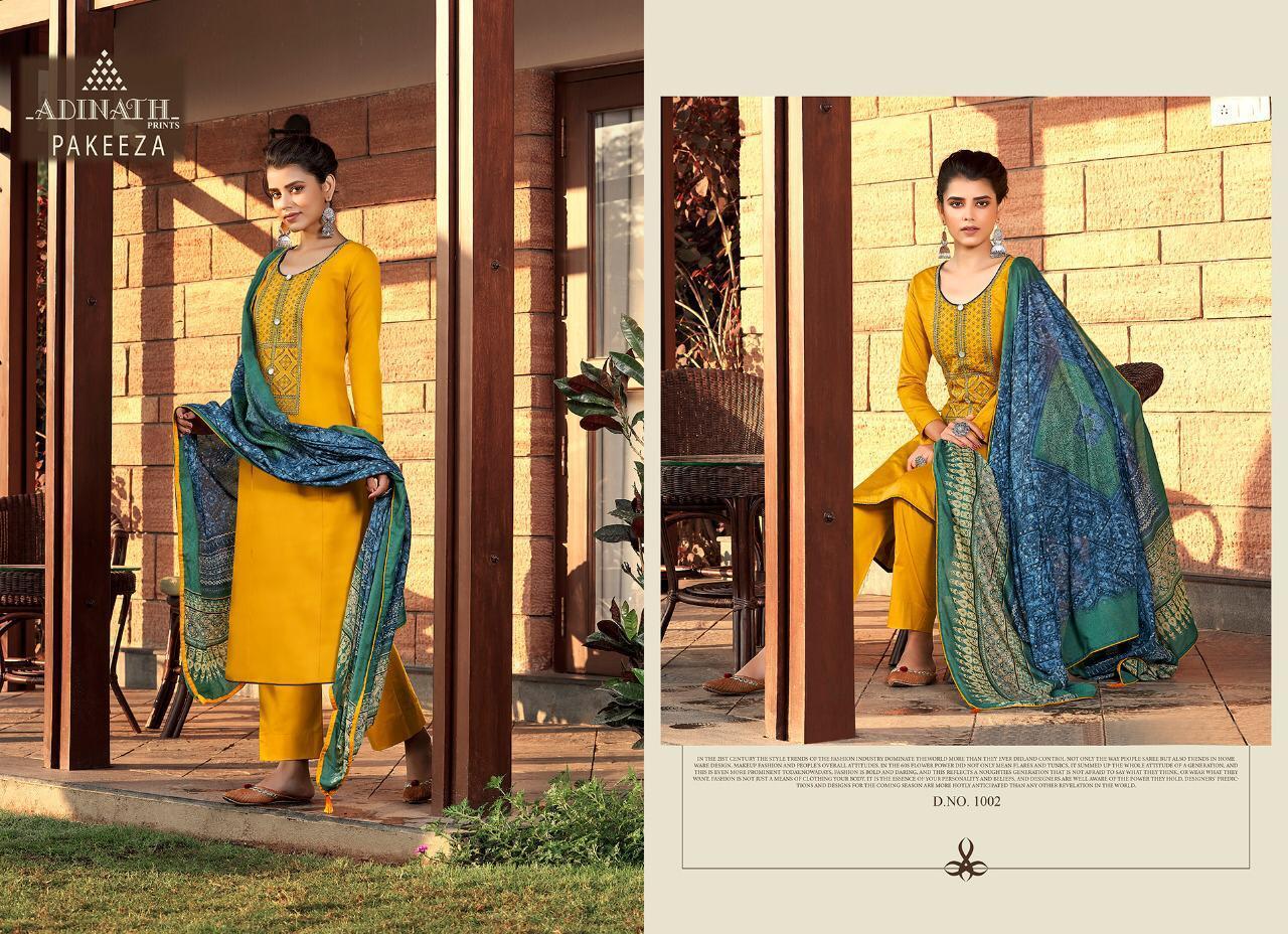Adinath Pakeeza Salwar Suit Wholesale Catalog 6 Pcs 2 - Adinath Pakeeza Salwar Suit Wholesale Catalog 6 Pcs