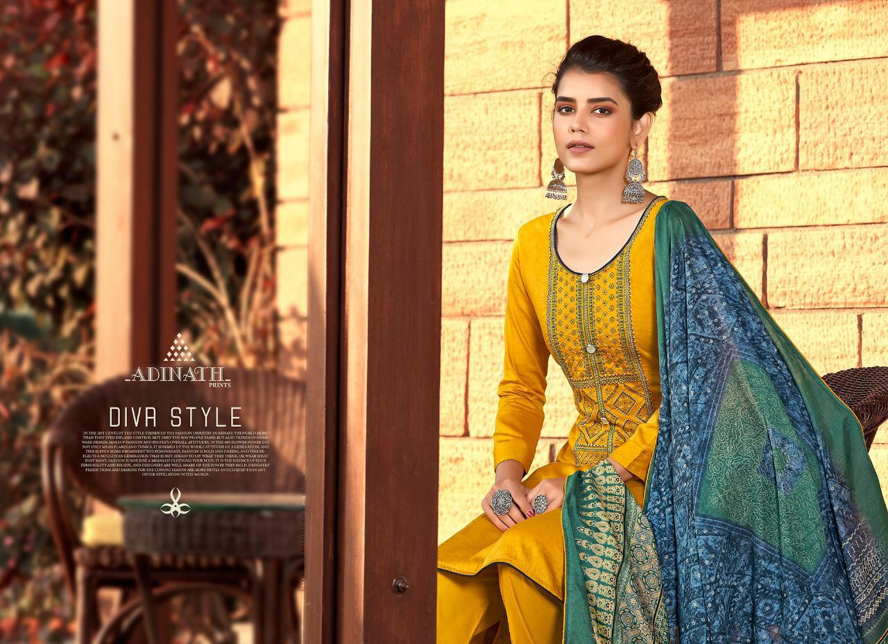 Adinath Pakeeza Salwar Suit Wholesale Catalog 6 Pcs 4 - Adinath Pakeeza Salwar Suit Wholesale Catalog 6 Pcs