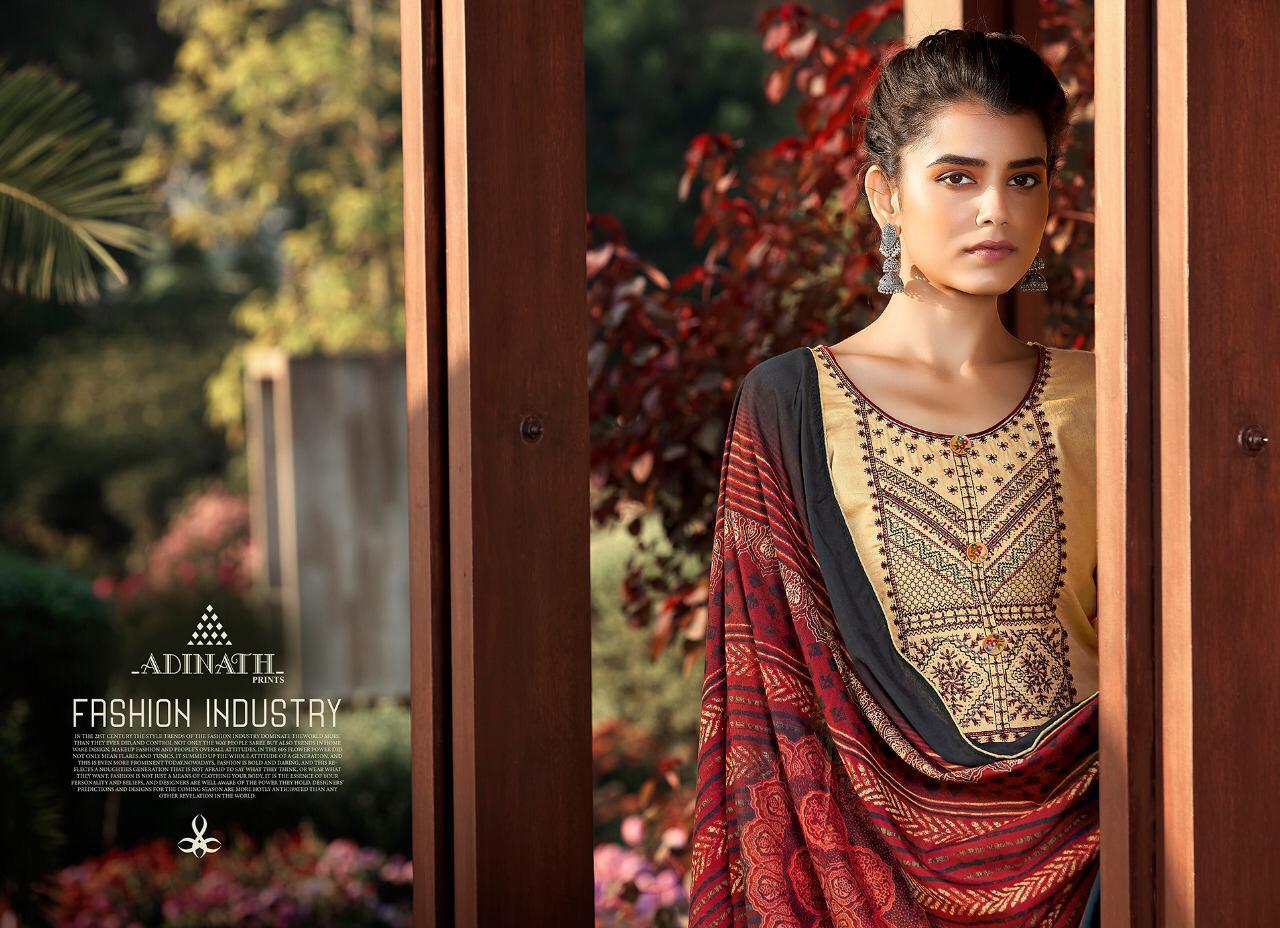 Adinath Pakeeza Salwar Suit Wholesale Catalog 6 Pcs 5 - Adinath Pakeeza Salwar Suit Wholesale Catalog 6 Pcs