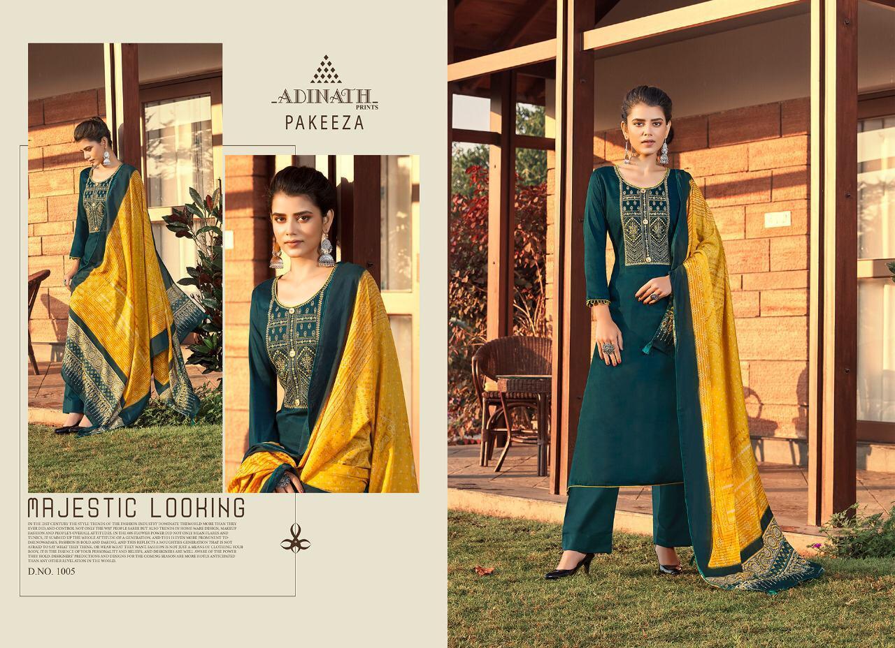 Adinath Pakeeza Salwar Suit Wholesale Catalog 6 Pcs 7 - Adinath Pakeeza Salwar Suit Wholesale Catalog 6 Pcs