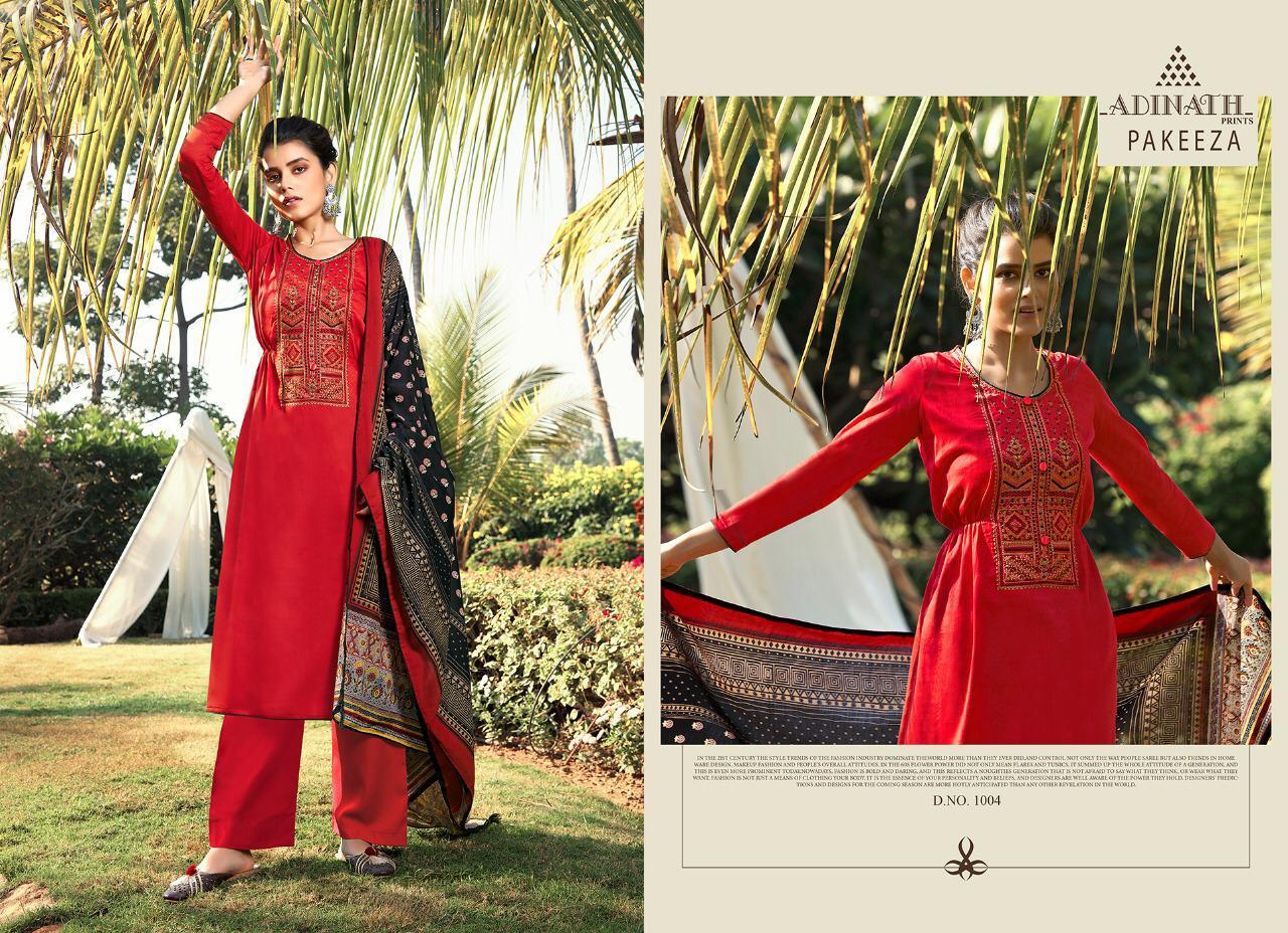 Adinath Pakeeza Salwar Suit Wholesale Catalog 6 Pcs 8 - Adinath Pakeeza Salwar Suit Wholesale Catalog 6 Pcs