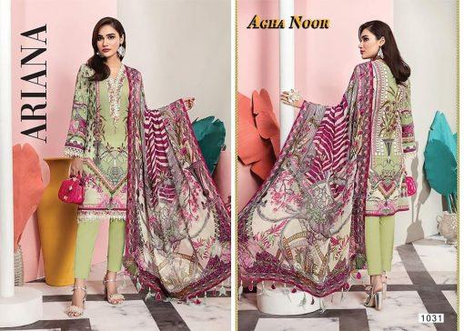 Agha Noor Vol 3 Luxury Lawn Collection Salwar Suit Wholesale Catalog 10 Pcs 2 510x364 - Agha Noor Vol 3 Luxury Lawn Collection Salwar Suit Wholesale Catalog 10 Pcs