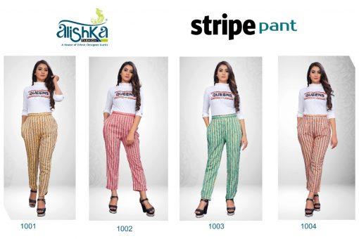 Alishka Stripe Pant Wholesale Catalog 4 Pcs 5 510x340 - Alishka Stripe Pant Wholesale Catalog 4 Pcs