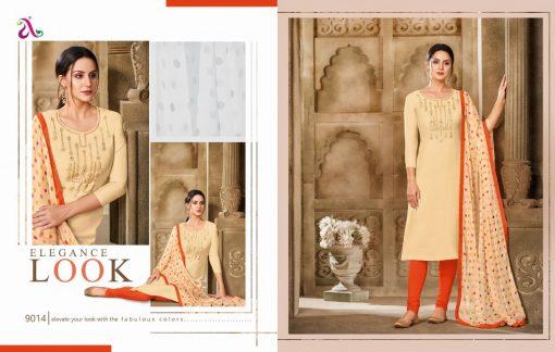 Angroop Dairy Milk Vol 33 Salwar Suit Wholesale Catalog 16 Pcs 9 510x324 - Angroop Dairy Milk Vol 33 Salwar Suit Wholesale Catalog 16 Pcs
