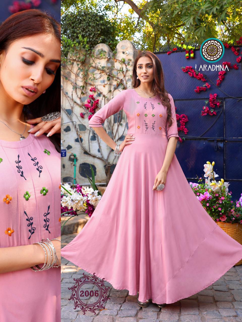 Aradhna Fashion Fabulous Vol 2 Kurti Wholesale Catalog 12 Pcs 11 - Aradhna Fashion Fabulous Vol 2 Kurti Wholesale Catalog 12 Pcs