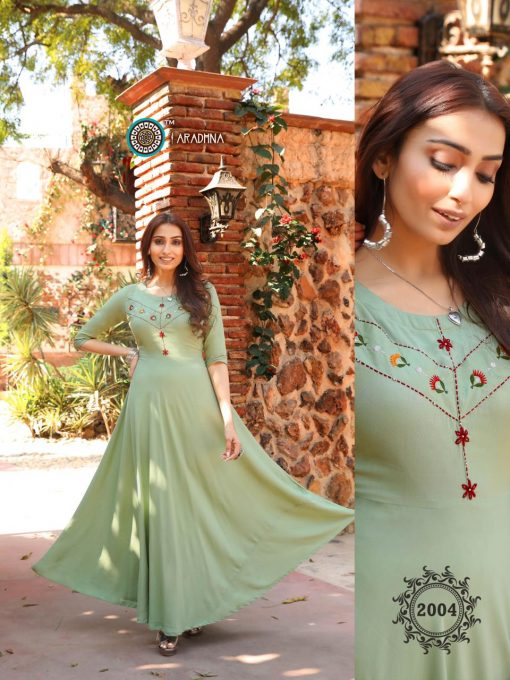 Aradhna Fashion Fabulous Vol 2 Kurti Wholesale Catalog 12 Pcs 14 510x680 - Aradhna Fashion Fabulous Vol 2 Kurti Wholesale Catalog 12 Pcs