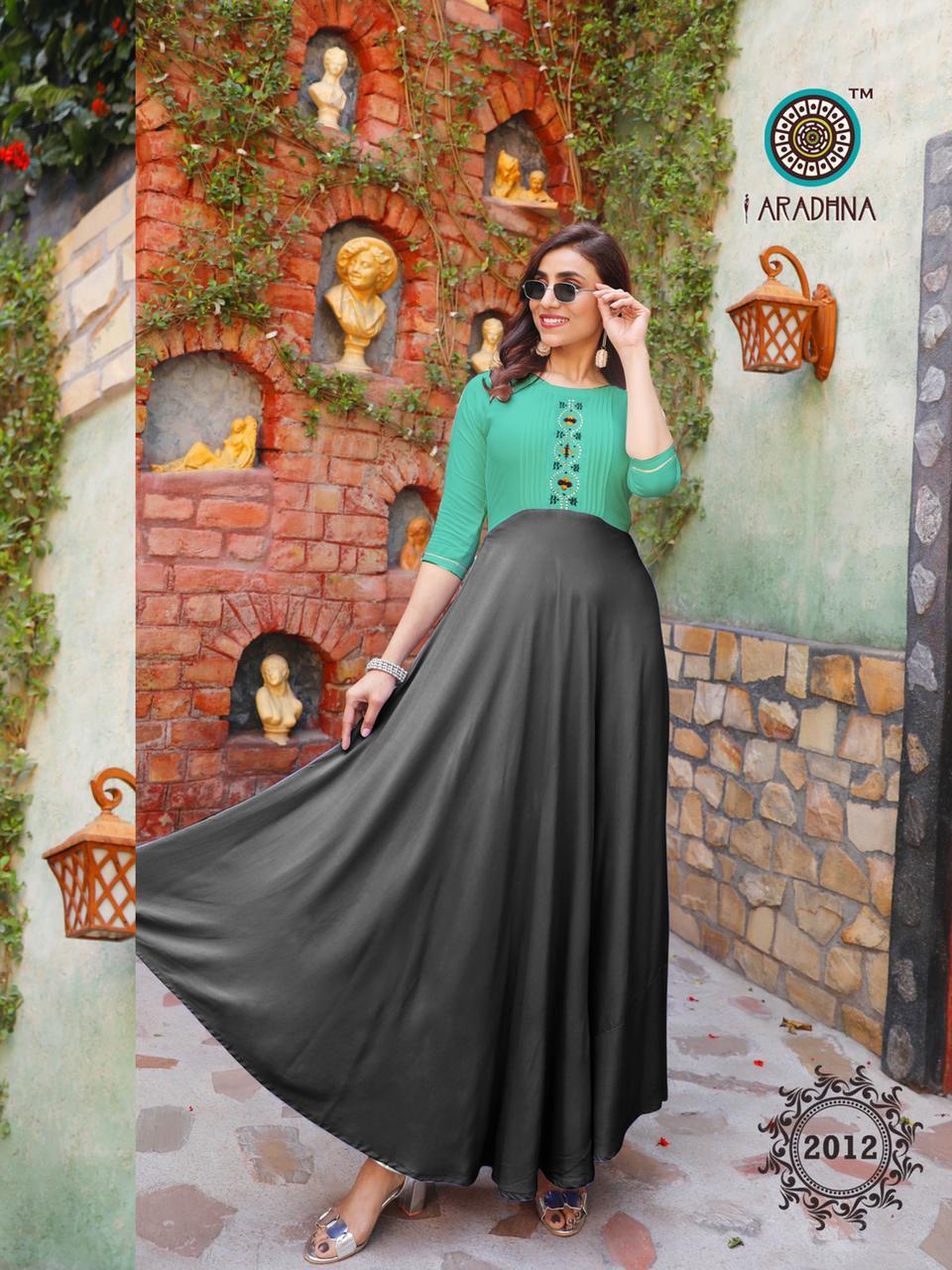 Aradhna Fashion Fabulous Vol 2 Kurti Wholesale Catalog 12 Pcs 15 - Aradhna Fashion Fabulous Vol 2 Kurti Wholesale Catalog 12 Pcs
