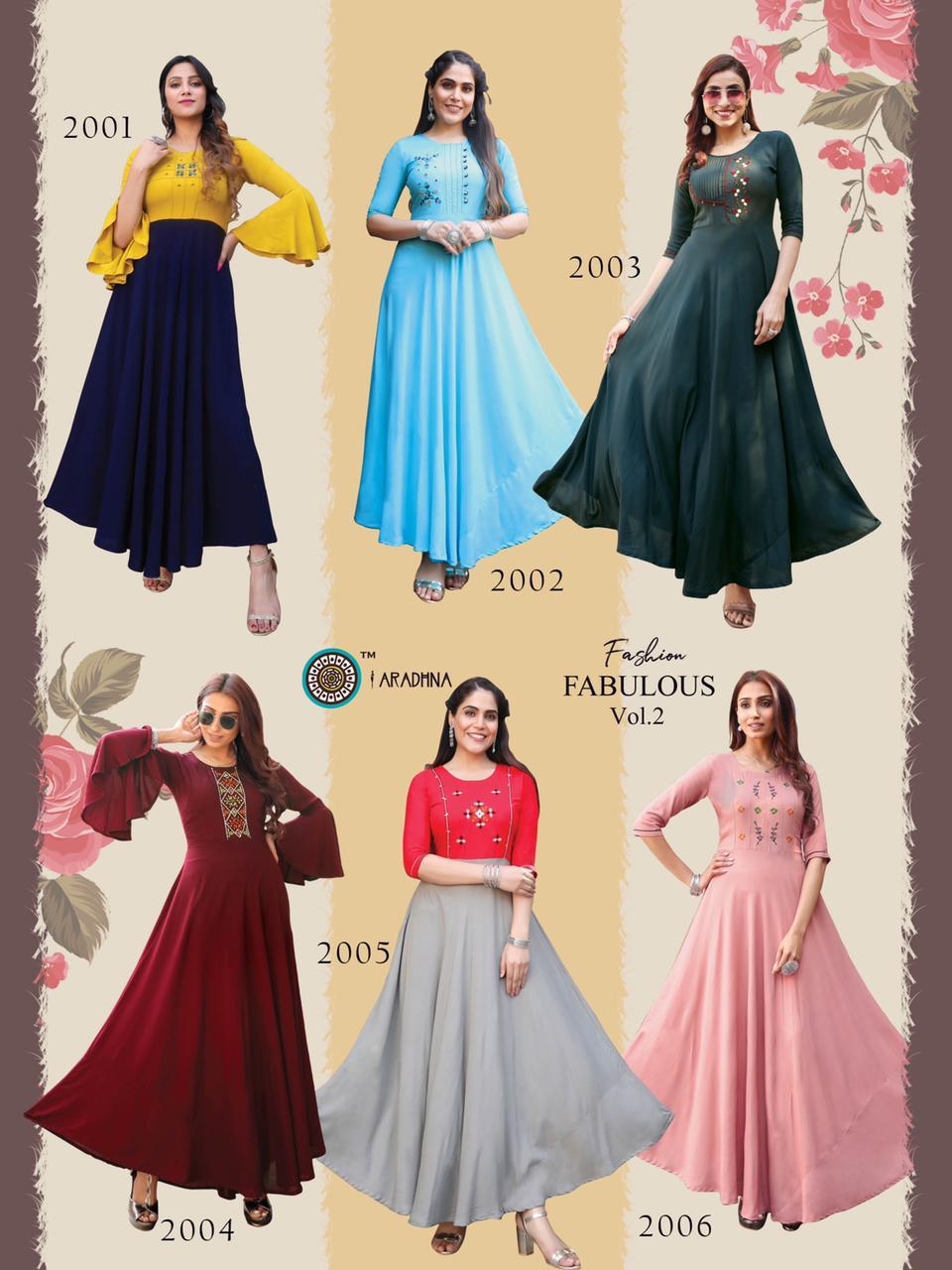 Aradhna Fashion Fabulous Vol 2 Kurti Wholesale Catalog 12 Pcs 17 - Aradhna Fashion Fabulous Vol 2 Kurti Wholesale Catalog 12 Pcs