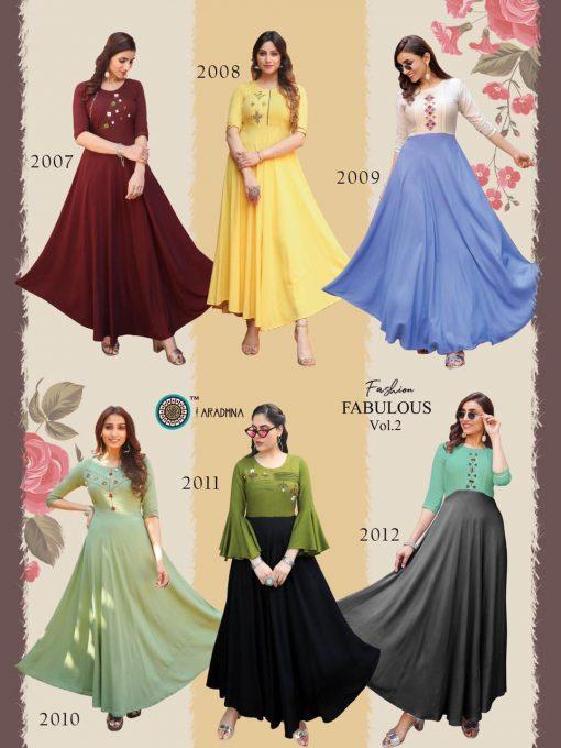 Aradhna Fashion Fabulous Vol 2 Kurti Wholesale Catalog 12 Pcs 18 510x680 - Aradhna Fashion Fabulous Vol 2 Kurti Wholesale Catalog 12 Pcs