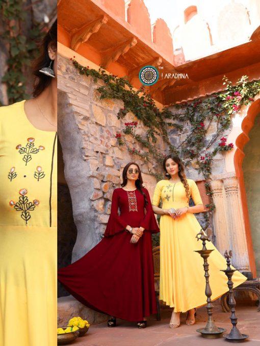 Aradhna Fashion Fabulous Vol 2 Kurti Wholesale Catalog 12 Pcs 9 510x680 - Aradhna Fashion Fabulous Vol 2 Kurti Wholesale Catalog 12 Pcs