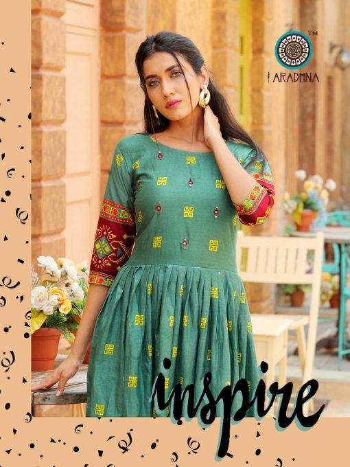 Aradhna Level Vol 2 Kurti Wholesale Catalog 10 Pcs 9 510x680 - Aradhna Level Vol 2 Kurti Wholesale Catalog 10 Pcs