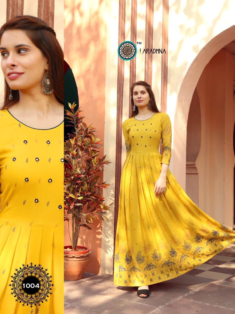 Aradhna Riwaaz Vol 1 Kurti Wholesale Catalog 11 Pcs 2 - Aradhna Riwaaz Vol 1 Kurti Wholesale Catalog 11 Pcs