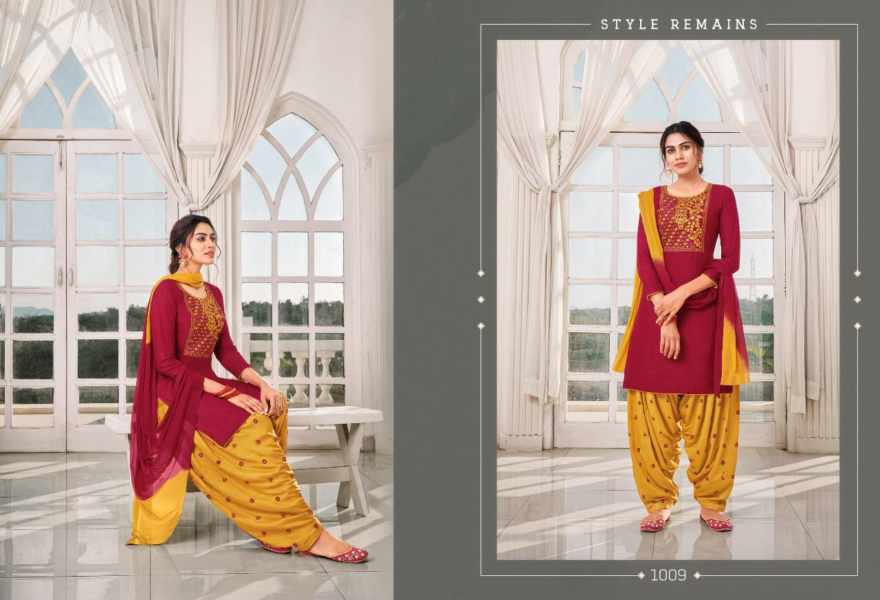 Artio Faster by Kapil Trendz Readymade Salwar Suit Wholesale Catalog 10 Pcs 10 - Artio Faster by Kapil Trendz Readymade Salwar Suit Wholesale Catalog 10 Pcs