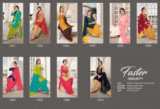 Artio Faster by Kapil Trendz Readymade Salwar Suit Wholesale Catalog 10 Pcs 12 510x347 - Artio Faster by Kapil Trendz Readymade Salwar Suit Wholesale Catalog 10 Pcs