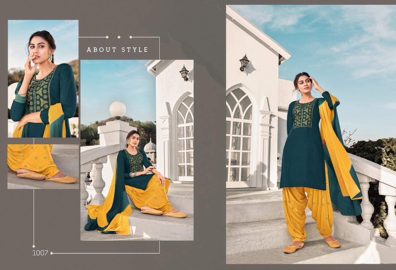 Artio Faster by Kapil Trendz Readymade Salwar Suit Wholesale Catalog 10 Pcs 7 - Artio Faster by Kapil Trendz Readymade Salwar Suit Wholesale Catalog 10 Pcs
