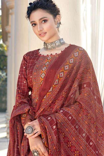 Ashwath Trendz Naira Salwar Suit Wholesale Catalog 10 Pcs
