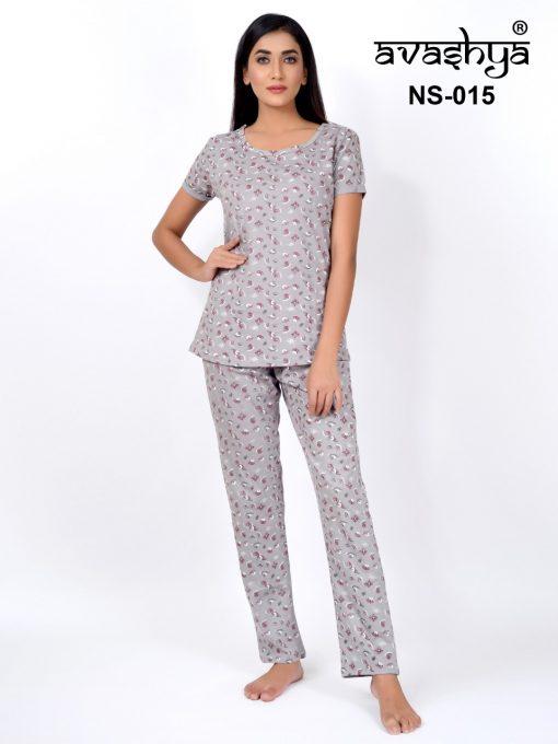 Avashya Premium Night Wear Vol 4 Wholesale Catalog 6 Pcs 3 510x680 - Avashya Premium Night Wear Vol 4 Wholesale Catalog 6 Pcs